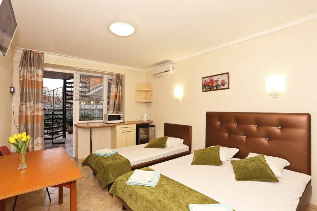 снять уютное жилье в Коктебеле 2018 частный сектор