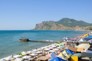 Цены на отдых в Крыму в Коктебеле