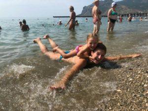 Недорогой отдых с детьми летом в Коктебеле